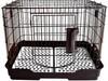 ElegentPet dog house dog cage pet house & small pet cages