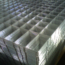 Factory welded wire mesh panel/galvanized welded wire mesh/PVC welded mesh