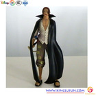 Hot Famous Cartoon Character Plastic Toy Action Figure One Piece Figure