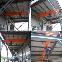 Design and supply warehouse mobile EOT single girder bridge crane