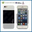 C&T New Hot Selling for iphone5s plastic case crystal cover