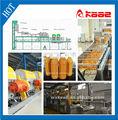 Automática industrial de laranja suco de processamento da máquina para a pereira, cenoura, abacaxi, etc.