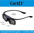 Tr90 frame peso super leve sinal de ir de cinema active os óculos--- gt900
