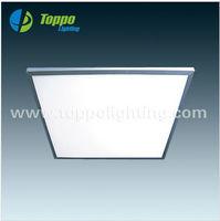 DLC/UL LED Panel 600x600 LED light Panel 2x2 36W 40W 60W White Silver frame