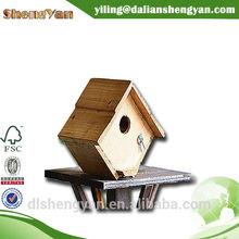 Wholesale decorative hanging bird nest,bird nest box
