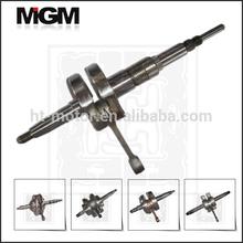 AG 50 motorcycle crankshaft assy/crankshaft/crankshaft grinding machine