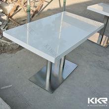 kingkonree luxury modern 4 seats dining table