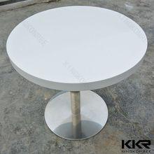kingkonree luxury modern round dining table