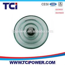 Suspension type Toughened Glass Insulator