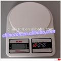 Balanza digital balanza 5 kg sf-400