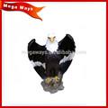 los animales polyresin estatuilla el uso de interior de resina estatua del águila