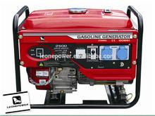 2.2KW 4-stroke open-frame mini petrol generator