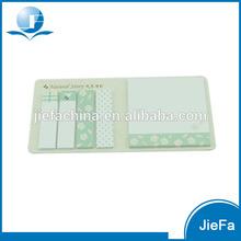 Recycled Paper Creative Memo Pad Set