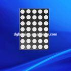 blue 5x7 led dot matrix display module