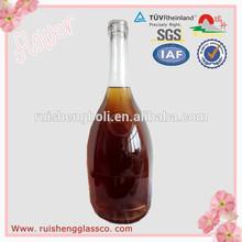 Wholesale glass liquor bottle spirit bottle beverage bottle