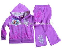 children frozen clothing set frozen girl clothes frozen tracksuit wholesale