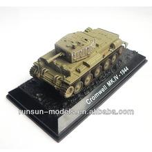 T022 die cast 1:72 CROMWELL 1 MK.IV - 1944 model tank
