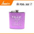 lfgb 6oz acrílico botella de vino soporte de exhibición