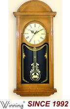 Big Size Antique Pendulum Wall Clock