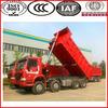 new truck used truck price Chinese Sinotruk Howo tipper truck 336hp howo 8x4 dump trucks for sale