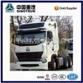 6*4 cabeza remolque 10 y tractor de ruedas de camiones para la venta
