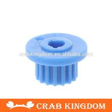 DIY accessories model model making plastic gear MXL spindle 16T D word hole aperture: 4 mm