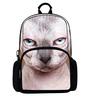 Denim backpack,mad dog backpack,travelling bag