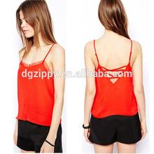 Korean fashion online shop woman clothes sexy back open design sexy blouse