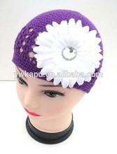 Multi colors kufi hat,crochet hat baby hat crochet pattern