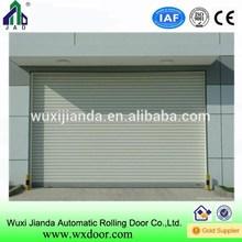 industrial exterior solid steel/metal roll up door