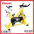 China equipamentos de ginástica spin-bike comercial com 18 kgs volante