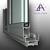 Brilliance powder coated extruded aluminum profile for sliding window