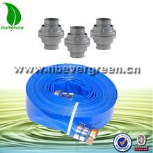 8300 farm agricultural irrigation pvc water layflat hose