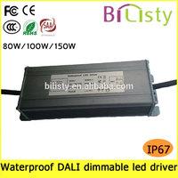 Powerline control waterproof led power supply