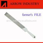 """Farmer's own steel files metal rasp single double size 8"""" 200mm /10"""" 250mm /300mm 12"""""""