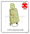 2014 new item Shopping trolley bag, folding shopping trolley cart