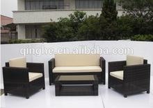 Modern furniture or classic rattan sofa price QHA-2016-KD