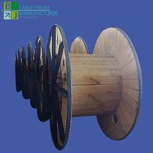 Fabricação aço elétrico de cabo de madeira carretéis
