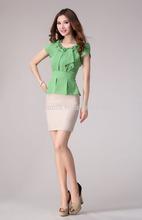 office ladies formal daily wear fancy dress design