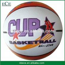 ece brand cheap bulk printed basketball