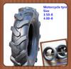 Motorcycle tyre 4.00-8 3.50-8 6PR