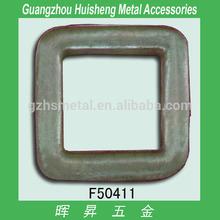 hot selling metal adjustable slide buckles of bag accessories