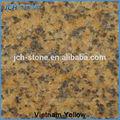 el diseño especial de los diferentes tipos de vietnam amarillo granito modelo