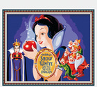 Snow White Carton digital DIY oil painting by numbers