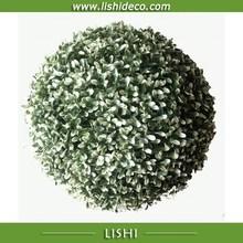 nuovo design artificiale palla topiaria bosso