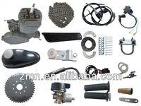 Kit 80cc motor de conversion para la bicicleta motorizada