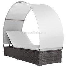 Cheap garden sun lounger with canopy costco outdoor patio furniture