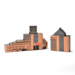 Castle usb flash drive palace usb thumb drive hall usb memory stick