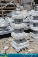 Outdoor stone lanterns stone garden product
