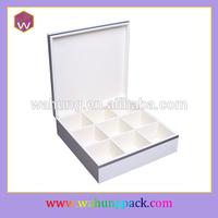 Fancy japanese wooden white tea box (WH-1841-1)